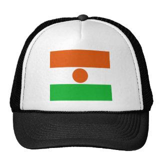 Bandera de Niger Gorro