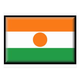 Bandera de Niger Postal