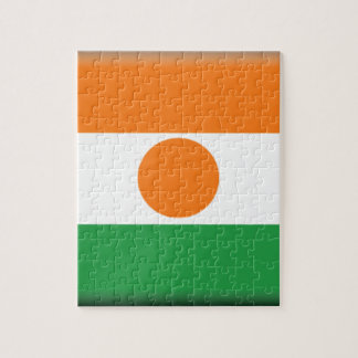 Bandera de Niger Puzzle Con Fotos