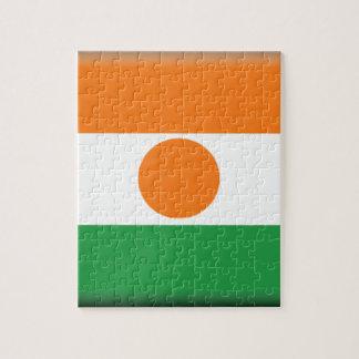 Bandera de Niger Puzzle