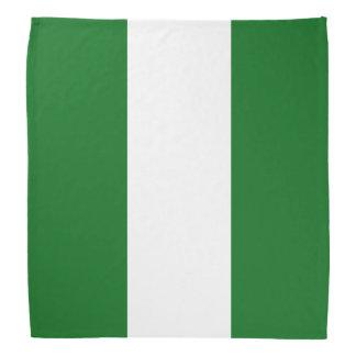 Bandera de Nigeria Bandana