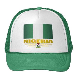 Bandera de Nigeria Gorras