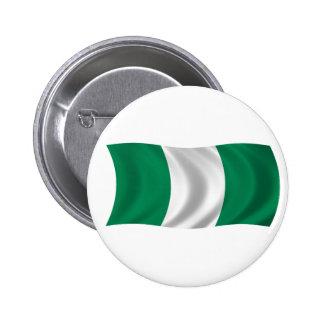 Bandera de Nigeria Pin