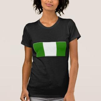 Bandera de Nigeria Playera