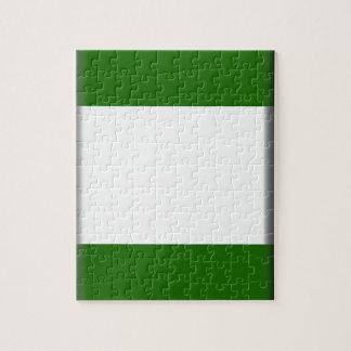 Bandera de Nigeria Puzzle Con Fotos