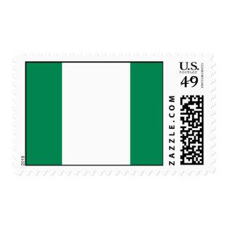 Bandera de Nigeria Sellos