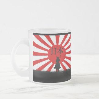 Bandera de Nihon de la serie patriótica de la taza