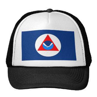 Bandera de NOAA Gorros Bordados