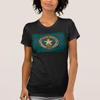 Bandera de Northern Mariana Islands Camisetas