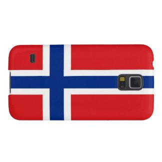 Bandera de Noruega Carcasa De Galaxy S5