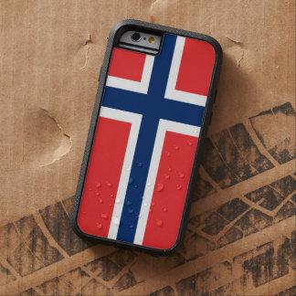 Bandera de Noruega Funda De iPhone 6 Tough Xtreme