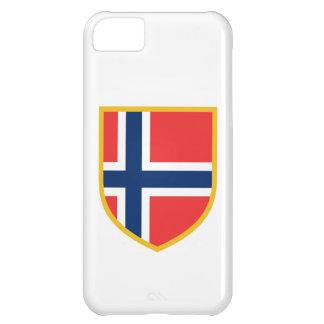 Bandera de Noruega Funda Para iPhone 5C