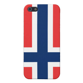 Bandera de Noruega iPhone 5 Carcasa