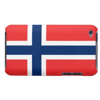 Bandera de Noruega iPod Case-Mate Cobertura