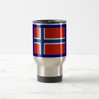 Bandera de Noruega Taza De Café