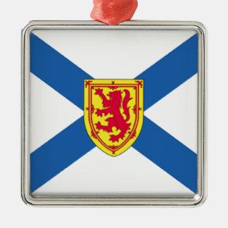 Bandera de Nueva Escocia (Canadá) Ornamento De Reyes Magos