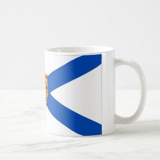 Bandera de Nueva Escocia, Canadá Taza Clásica