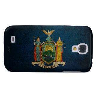 Bandera de Nueva York Carcasa Para Galaxy S4