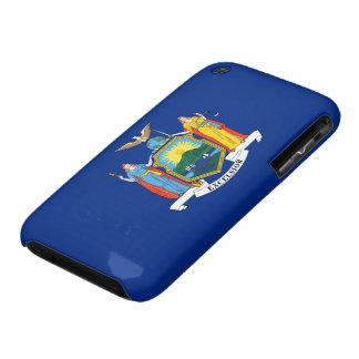 Bandera de Nueva York Funda Bareyly There Para iPhone 3 De Case-Mate