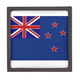 Bandera de Nueva Zelanda Cajas De Regalo De Calidad