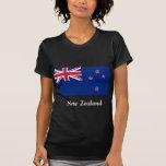 Bandera de Nueva Zelanda Camiseta