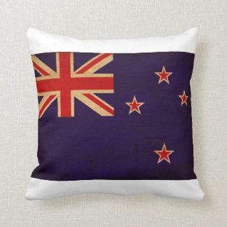 Bandera de Nueva Zelanda Cojin