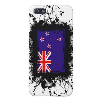 Bandera de Nueva Zelanda iPhone 5 Fundas