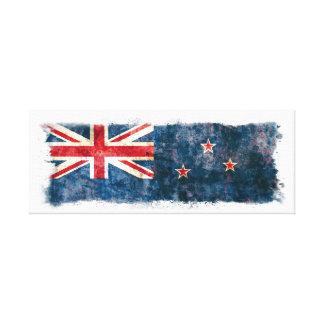 Bandera de Nueva Zelanda Lona Estirada Galerias