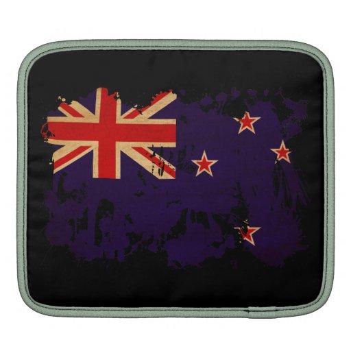 Bandera de Nueva Zelanda Manga De iPad