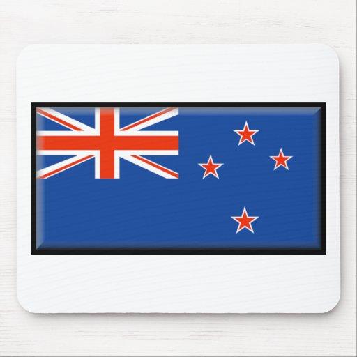 Bandera de Nueva Zelanda Mousepad