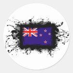 Bandera de Nueva Zelanda Pegatina
