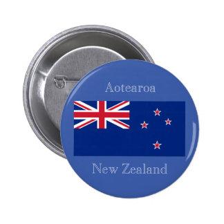 Bandera de Nueva Zelanda Pins