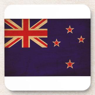 Bandera de Nueva Zelanda Posavaso