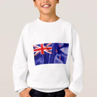 Bandera de Nueva Zelanda Sudadera