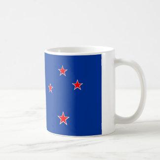 Bandera de Nueva Zelanda Taza Clásica
