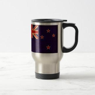 Bandera de Nueva Zelanda Taza De Viaje