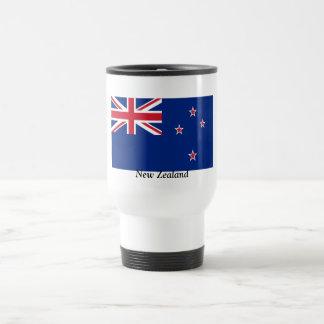 Bandera de Nueva Zelanda Taza Térmica