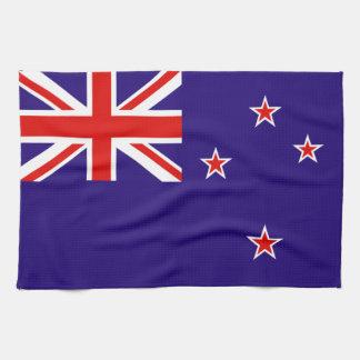 Bandera de Nueva Zelanda Toalla De Cocina