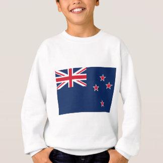 bandera de Nueva Zelandia Sudadera
