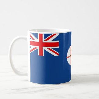 Bandera de Nuevo Gales del Sur del australiano Taza Clásica