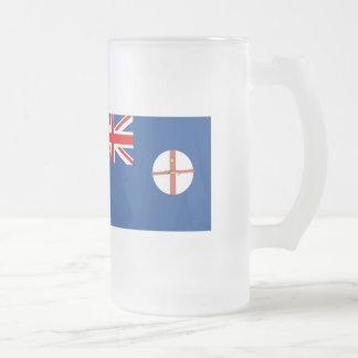 Bandera de Nuevo Gales del Sur del australiano Taza De Cristal