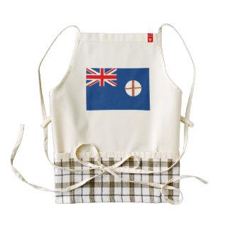 Bandera de Nuevo Gales del Sur Delantal Zazzle HEART