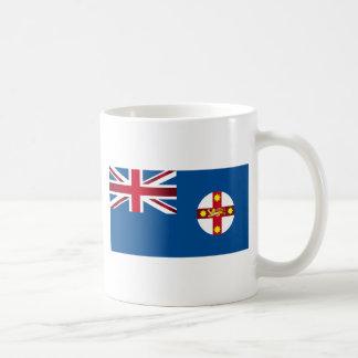 Bandera de Nuevo Gales del Sur Taza Clásica