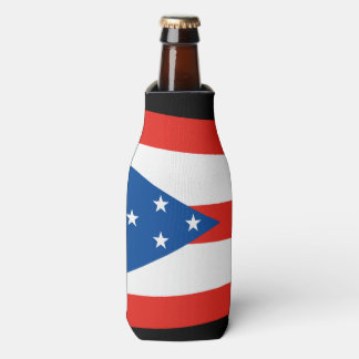 Bandera de OHIO Enfriador De Botellas