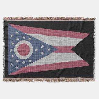 Bandera de Ohio Manta