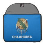 Bandera de Oklahoma Fundas Para Macbook Pro