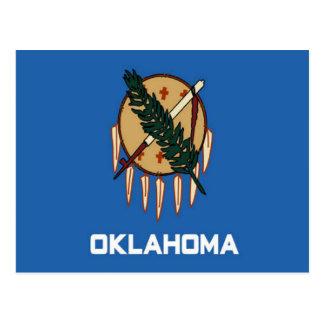 Bandera de Oklahoma Postal