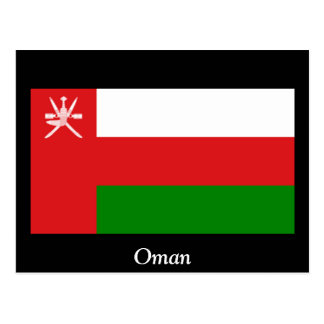Bandera de Omán Postal
