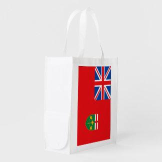 Bandera de ONTARIO Bolsas Para La Compra