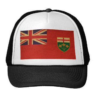 Bandera de Ontario Gorros